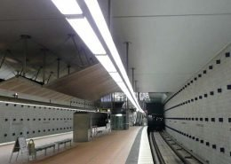 Beleuchtungsrohr Rund 1067