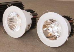 LYCA LED Downlight white 2694