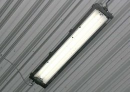 Tunnelleuchte Langfeld T5 LED 2437